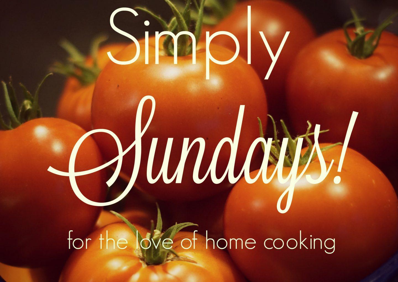 Simply Sundays!